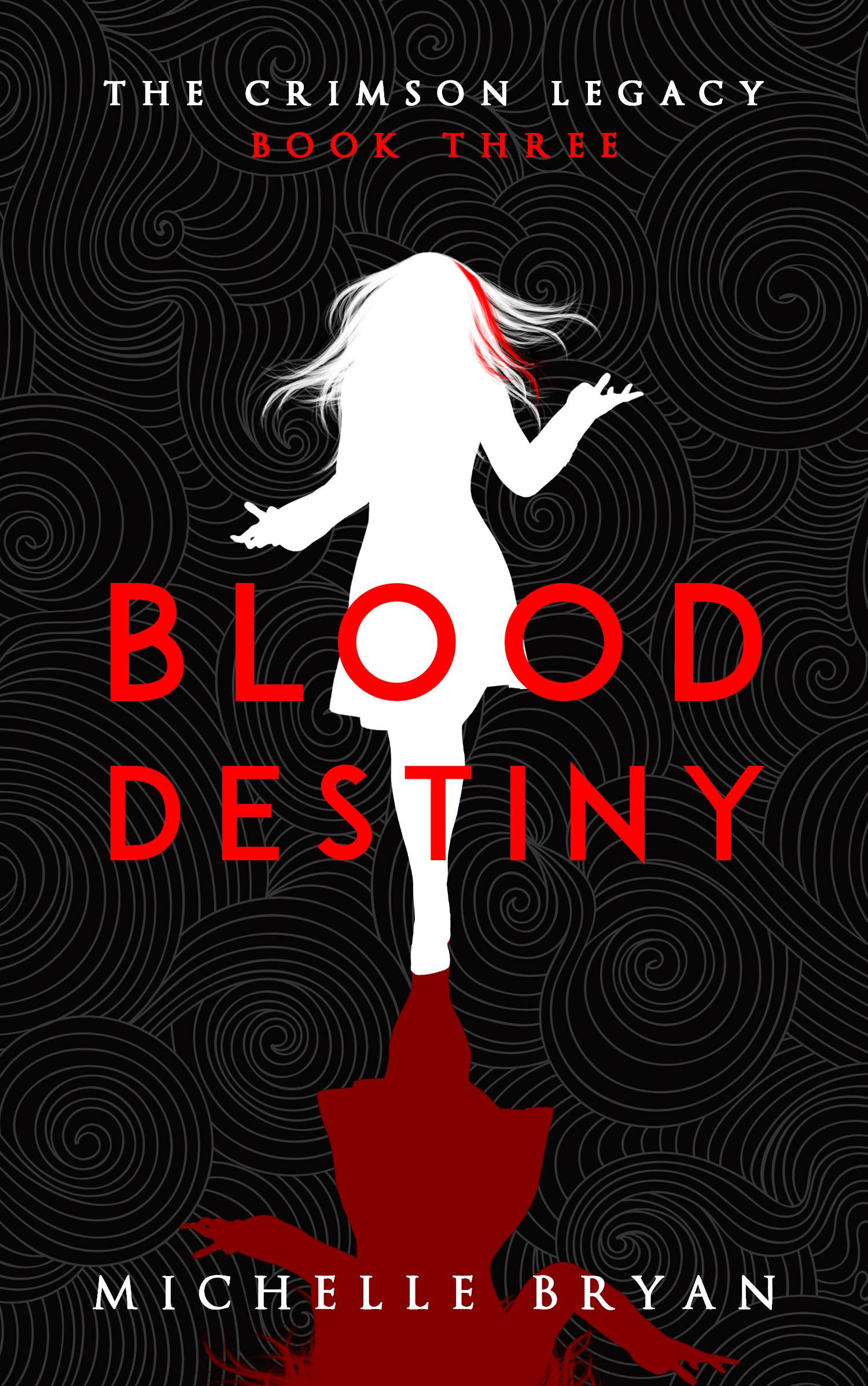 Blood Destiny book cover